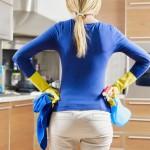 キッチンの換気扇の油の掃除方法!